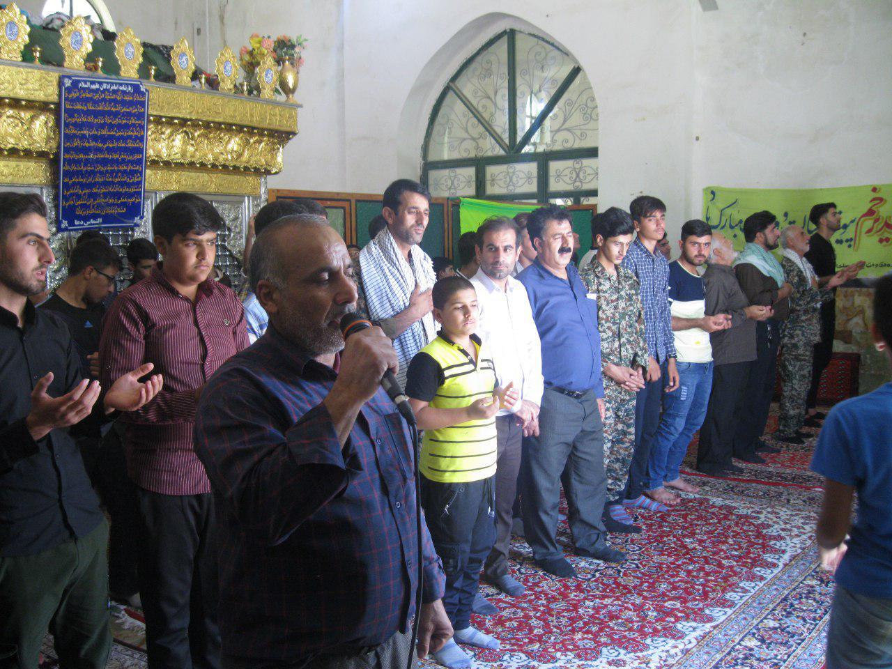 اردوی بسیجیان حلقات صالحین حوزه مقاومت بسیج سلمان فارسی پل تنگ