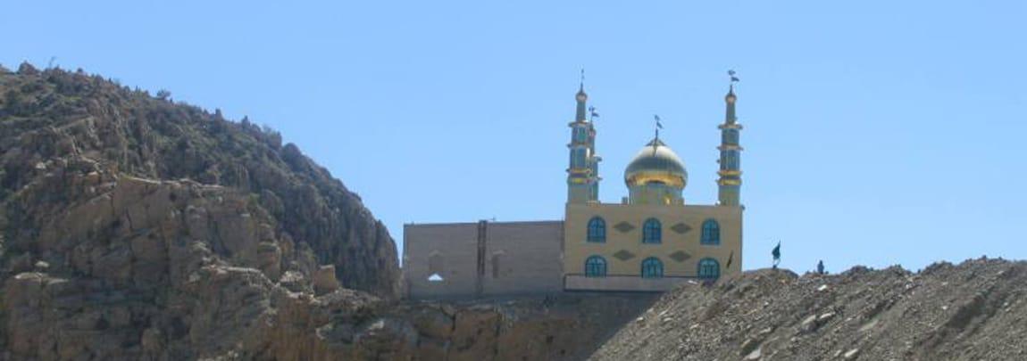 امامزاده شاه احمد دهستان پاعلم