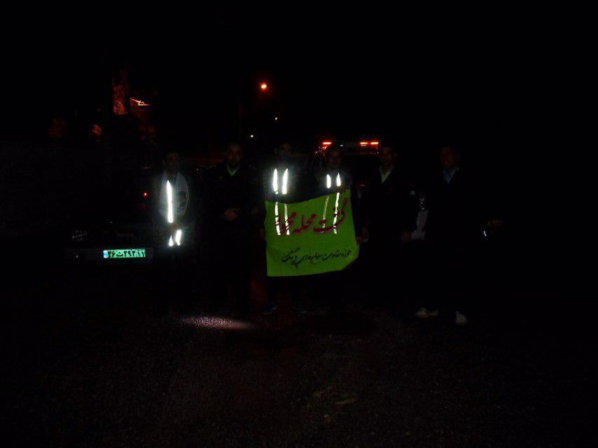 راه اندازی گشت های محله محور در روستاهای جنوب پلدختر