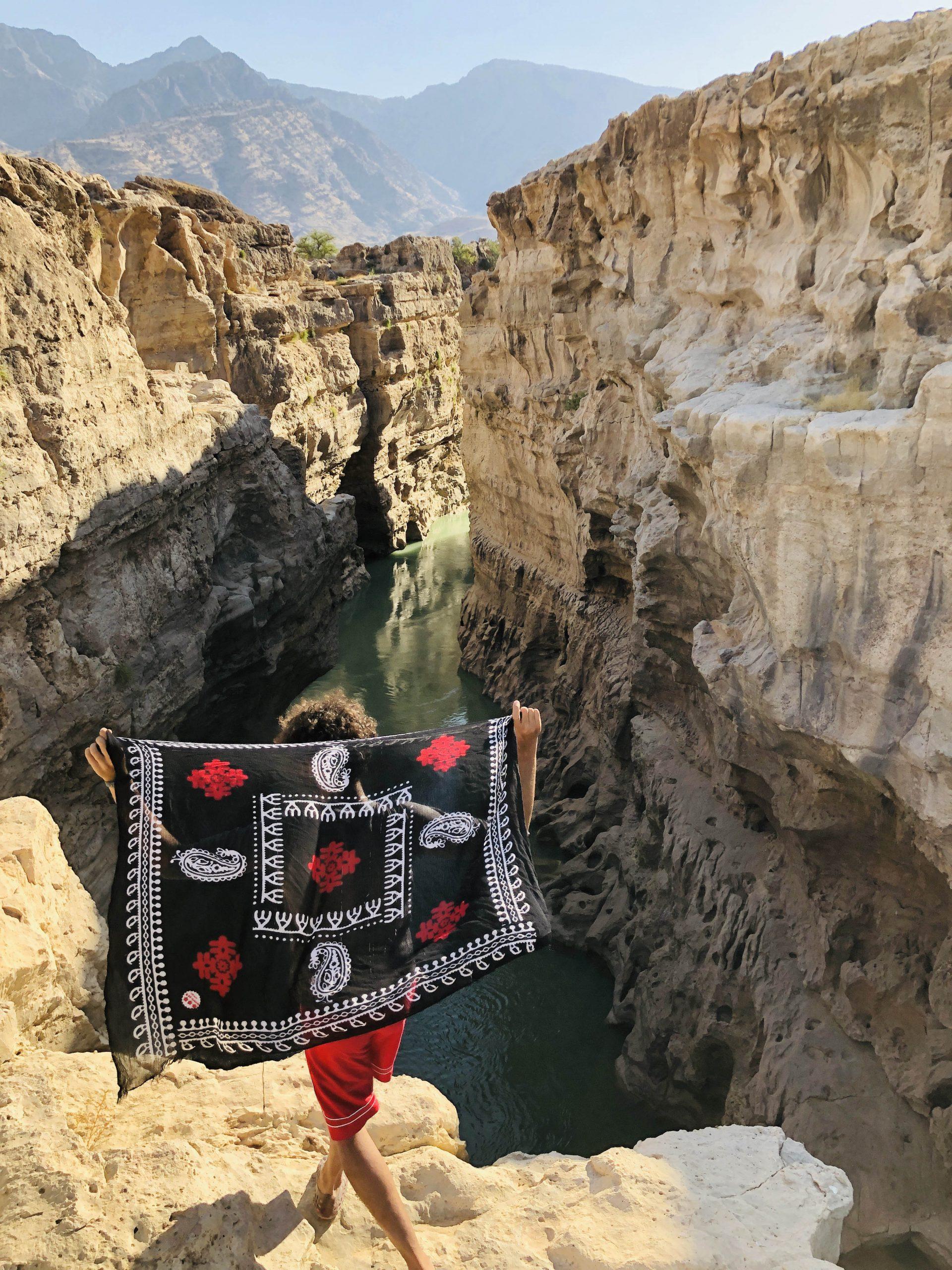 پل تنگ پاعلم - شهرستان پلدختر - رودخانه سیمره