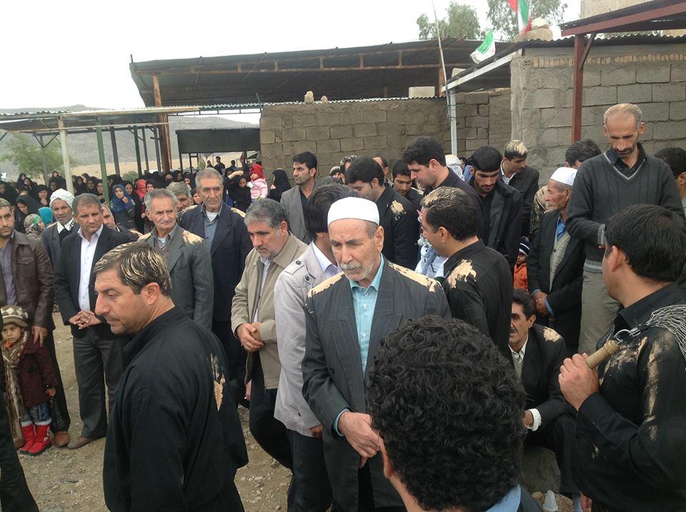 تصاویر محرم ۱۳۹۱ دهستان پاعلم شهرستان پلدختر
