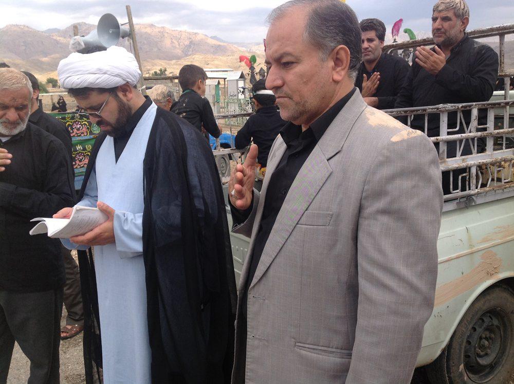 تصاویر محرم ۱۳۹۳ دهستان پاعلم شهرستان پلدختر
