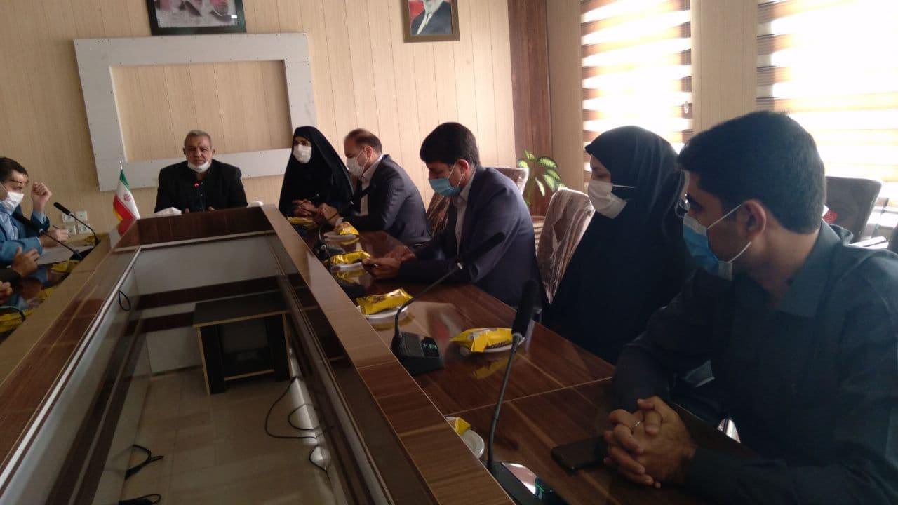 بهمن صالحی نیا معاون سیاسی فرمانداری پلدختر