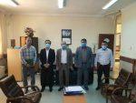 تجلیل از سه فعال رسانه ای و مجازی حوزه سلامت شهرستان پلدختر به مناسبت هفته سلامت + گزارش تصویری
