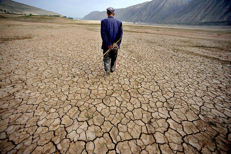بحران خشکسالی در ایران