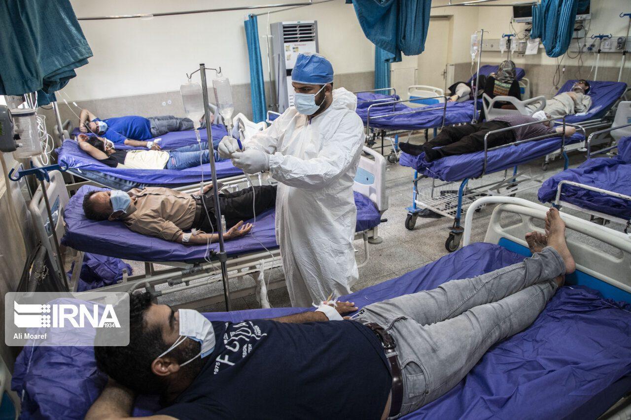 اختصاص یکهزار و۲۶۷ تخت به بیماران کرونایی در لرستان
