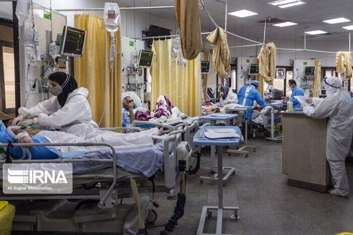 نفس تنگ بیمارستانهای لرستان در جولان بی امان کرونا