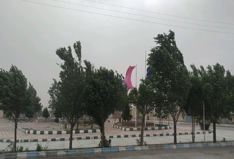پیش بینی وزش باد و گرد و غبار در لرستان