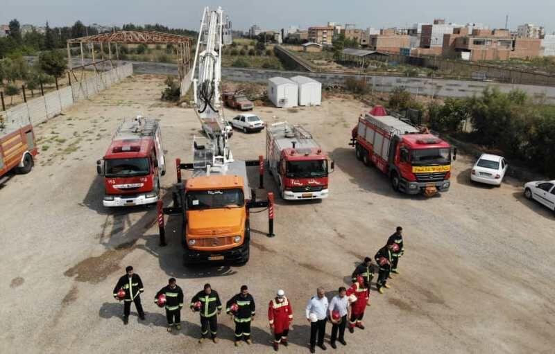 راهاندازی سه ایستگاه آتشنشانی جدید در خرمآباد ضروری است