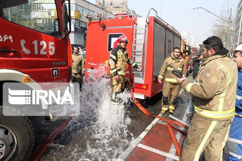 شهرستان دلفان پنچ ایستگاه آتشنشانی جدید نیاز دارد