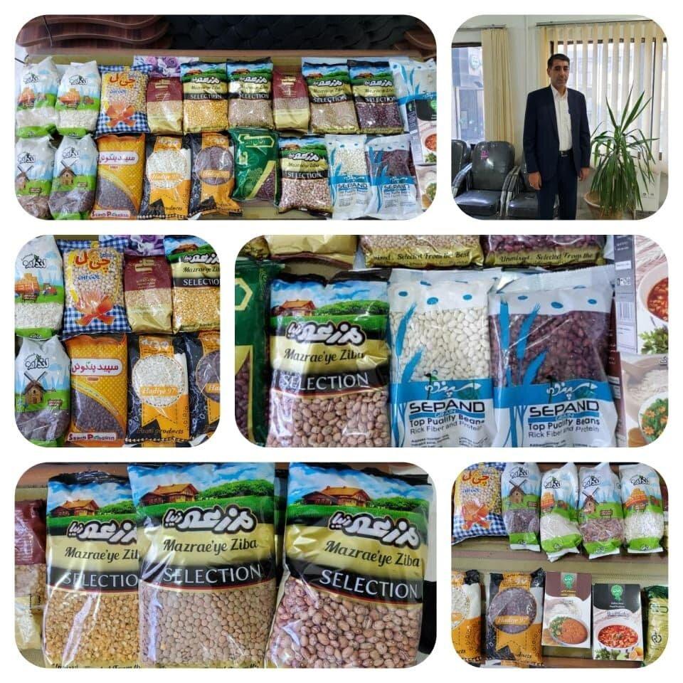 صدور مجوز ۵۰ واحد سورتینگ، فرآوری و بستهبندی حبوبات در لرستان