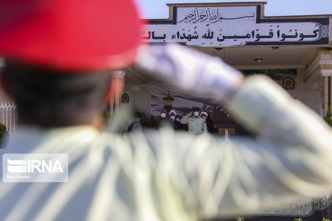جلب مشارکت مردمی هدف اصلی نیروی انتظامی است